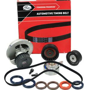 Timing Belt Kit+Water Pump+Fan Belt For Holden Viva JF F18D3 1.8L DOHC 2005-2009