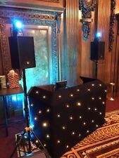 Superb DJ Stand Made By S&H Warm Light