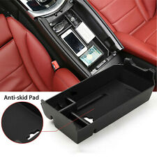 Center Console Armrest Storage Box Tray For Mercedes-Benz C Class W205 2015-2018