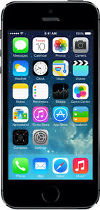 Apple Iphone 5s 16GB Spacegrau, NEU Sonstige