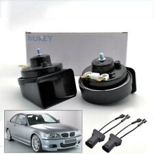 For BMW 3 Series E46 Snail Horn 12V 110/125db 410/510Hz Waterproof Dual Pitch