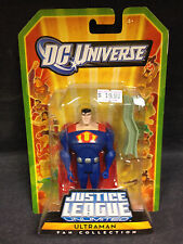 JUSTICE LEAGUE UNLIMITED ULTRAMAN ACTION FIGURE MATTEL JLU WB DC UNIVERSE MATTY