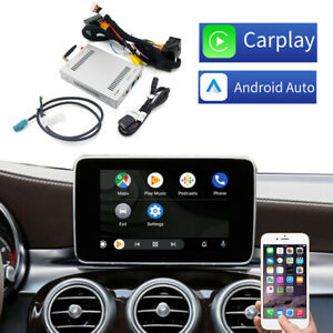 Wireless Car Play Auto Kit For Mercedes NTG4.5 NTG4.7 System W176 W246 W204 W212
