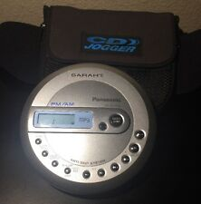 PANASONIC SL-SV553J PORTABLE MP3-CD Player AM/FM Radio DIGITAL TUNER Walkman