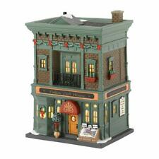 Department 56 - Fulton Fish House #4030346 New (Free Shipping)