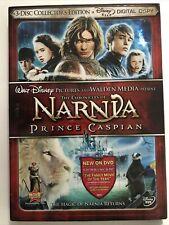 New ListingThe Chronicles of Narnia: Prince Caspian (Dvd, 2008, 3-Disc Set