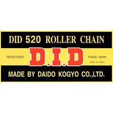 DID catena 520s per KTM DUKE 640 alukettenrad anno di costruzione 04-06