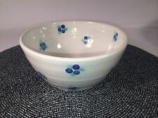 "Shard Dover Foxcroft Maine Vintage Pottery Bowl 6 1/4"" x 3"""