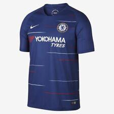 2018-2019 Chelsea Stadium Home Nike Football Shirt - XL