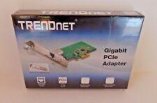 TRENDNET TEG-ECTX GIGABIT PCI EXPRESS ADAPTOR USB SERVER