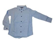 Marc´O Polo Hemd, 1534833,Langärmlig, Blau, Gr. 110