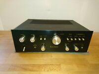 Nikko TRM-650  Amplificateur Amplifire Poweramp Stereo Hifi Verstärker