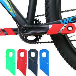 4pcs//set Bike Crank Protector Arm Boots MTB Bike Crankset Protective Case K6A3