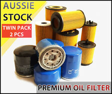 Oil Filter Z313 Fits MITSUBISHI Triton 4D56 Diesel Express Challenger Delica 2PC