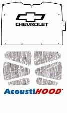 1994 2004 Chevrolet S-10 / 15 Truck Under Hood Cover with G-047 Chev Bowtie