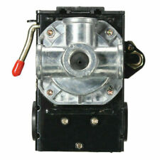 4 Port 26 Amp Pressure Switch For Air Compressor Universal Heavy Duty 95 125 Psi