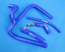 For Honda CR250R CR250 2002-2008 02 03 04 05 06 07 silicone radiator hose BLUE