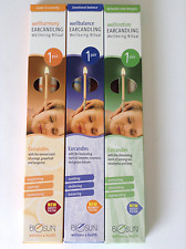 BIOSUN EAR CANDLES Three Aroma Made in Germany - Premium Quality