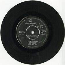 """THE BEATLES"" Lady Madonna / The inner light (SP 45 tours original U.K.) VG+"