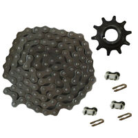 415 Chain Master Link & 415 Chain Kit For 66cc 80cc 2 Stroke Motorized Bicycle