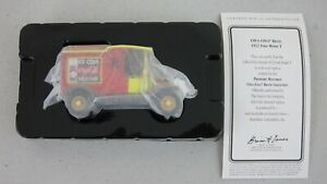 Matchbox Coca-Cola 1912 Ford Die Cast Delivery Truck YPC04 34817-9993 NEW
