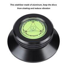 """79mm/3.1"""" Aluminum Record Weight LP Disc Stabilizer Turntable Vinyl Clamp HiFi"""