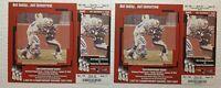 Dec 17, 2005 NE Patriots vs TB Buccaneers 2 Full Tickets 28-0 Pats Shutout Tampa
