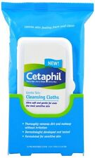 2 Pack Cetaphil Gentle Skin Cleansing Cloths - 25 count Each