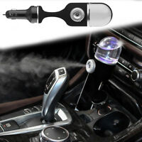 Portable Car Aromatherapy/ Humidification/ Purify/ Fogger Sprayer USB charger