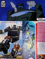 X-Transbots MX-08T 08T Aegis Version 2 aka Transformers Masterpiece Trailbreaker