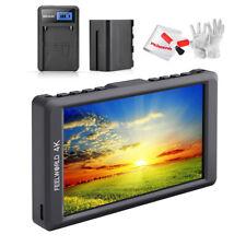 FEELWORLD F55 5.5 Inch IPS 1920x1080 4K HDMI Full HD On-camera Monitor+ Battery