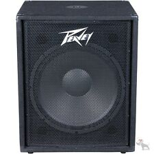 "Peavey PV118D 18"" 300 Watt Powered Subwoofer Class D Bi-Amped Active Sub"
