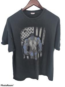 Dallas Cowboys Incredible Hulk Black Short Sleeve T-Shirt Mens XL
