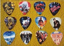 IRON MAIDEN - Guitar Picks *Limited Edition* Set of 12