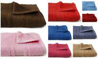 10 PC Lot Cotton Bath Towel Hand Towel Face Washer Bath Mat Or Towel Set India