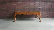 Coffee Table / Cocktail Table / French Provincial Coffee Table by Henredon