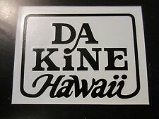 DAKINE SNOWBOARD SURF DECAL STICKER