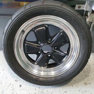 Genuine Fuchs wheels with Yokohama tyres