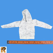 Female Urban Rescue - White Camo Jacket - 1/6 Scale - Fire Girl Action Figures