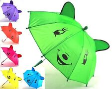 Kinder Regenschirm Schirm Kinderregenschirm Kinderschirm 6 verschidene Farben
