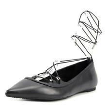 Zapatos planos de mujer Michael Kors color principal negro de piel