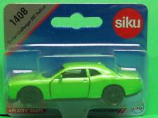 Siku Super Serie 1408 Dodge Challenger SRT Hellcat - Neuheit 2017