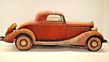 1934 Hupmobile Series 417-W 3 window