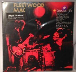 LP FLEETWOOD MAC Greatest Hits (Music on Vinyl, 2010) Peter Green NEW MNT SEALED