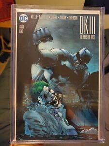 Dark Knight III Master Race #5 1:500 Jim Lee Variant DC Batman Returns DKR DKIII