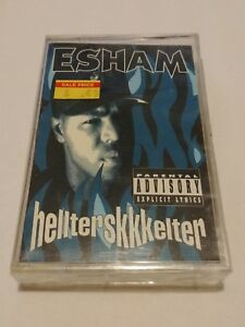 NEW ESHAM HELLTERSKKKELTER CASSETTE TAPE REEL LIFE PRODUCTIONS RLP RARE