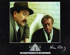Kenneth Colley Autograph - Poirot - Signed 10x8 Photo 2 - Handsigned - AFTAL