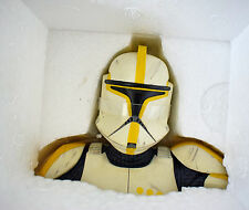 Star Wars Gentle Giant Statue Bust Clone Trooper Commander - #5216 of 7500