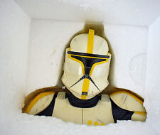 Star Wars Gentle Giant Statue Bust Clone Trooper Commander - #5216 of 7500