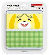 Cover Decorativa ANIMAL CROSSING ISABELLE ✰ New Nintendo 3DS ✰ NUOVO